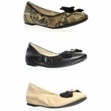 Cole Haan para mujer Tali Suave Arco Ballet Zapatos sin Taco Sin