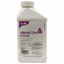 Abamectin 0.15 EC Insecticide Miticide 1Qt  Abamectin 1.9%  Generic Avid 0.15 E