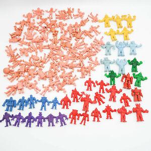 Lot of Vintage Mattel M.U.S.C.L.E. Muscle Men Figures Kinnikuman