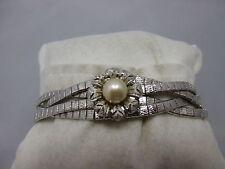 schönes vintage Armband aus Silber 915 punziert Spanien