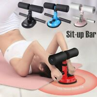 Fitness Sit Up Bar Assist Exercise Resistance Workouts Bench Equipment Home Gym