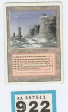 MTG Magic the Gathering - Plateau - 3rd Edition / Revised