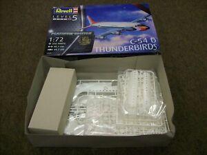 Revell C-54 D Thunderbirds Platinium Edition Wasserschaden 03920 ab 1 Euro