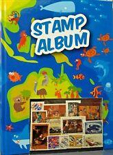 Children Stamp Album - Assorted Variety