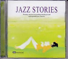 """Jazz Stories"" EQ Music DW Mastering 24bit 96kHz Audiophile 2-CD New Sealed"