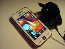 SAMSUNG TOCCO LITE GT-S5230 MOBILE PHONE UNLOCKED +BUNDLE