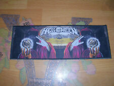 Helloween Backpatch Back Patch Back Strip Speed Power Metal