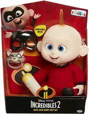 "Disney Pixar The Incredibles 2 Baby Jack-Jack Gift Set 12"" Baby figure"
