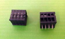 Bloque terminal 4 vías de 5.08mm TOP1.5GS4/90 STI negro Weidmuller X 5 un. @ £ 0.20p ONO