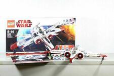 Lego 8088 Star Wars - ARC-170 Starfighter  - OVP, BA + ALLE FIGUREN