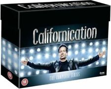 Californication: The Complete Season 1 - 7 (DVD, 2014, 17-Disc Set)