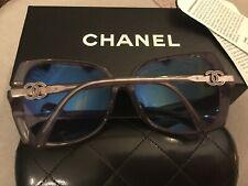 CHANEL Sonnenbrille/Brille ORIGINAL 5216 C1306 Lila Braune Gläse Marmoriert