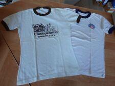 Zwei T-Shirts Schachweltmeisterschaft 1978 in Baguio City