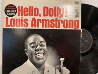 Louis Armstrong – Hello, Dolly! LP 1964 Kapp Records – KS-3364 EX/EX