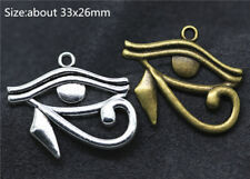 Hot Tibetan Silver Charms Jewelry Finding Connector Cameo Cabochon DIY Pendant