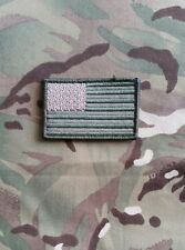 American Flag Right Patch with hook and loop,