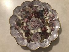 """Franklin Mint """"Bouquet Of Innocence"""" Judith Winslow Collector's Plate"""