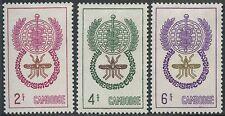 Cambodia # 119/121 * malaria, malaria 1962, Cambodia sc#106-108 mlh