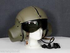 HUBSCHRAUBER PILOTENHELM GENTEX SPH4  WRH201 HELM SPH WRH 201 helicopter helmet