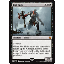 MTG GAME NIGHT * Rot Hulk