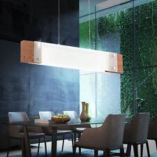 LED Plafond Lampe Suspendue Style De Maison campagne éclairage chêne echt-holz