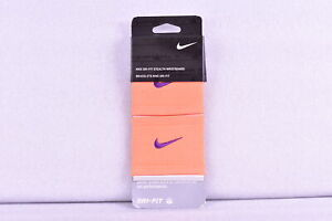Nike Stealth Knit Wristbands Dri - Fit Fabric Choose Color