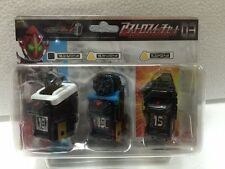 Masked Kamen Rider Fourze Astro Switch Set 03 18 & 19 15 Shield Gatling Bandai