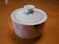 Mikasa Fine Porcelein VOGUE L1052 Creamer & Sugar Bowl & Lid