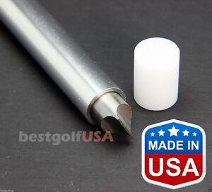 No.1 Golf Iron & Wedge Club Regooving Tool Groove Sharpener/Cleaner U, V SILVER