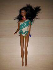 pochaontas DISNEY BARBIE doll MATTEL pocahontas vintage giocattolo bimba baby