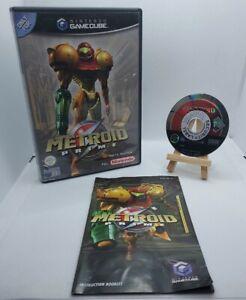 Metroid Prime (Nintendo GameCube, 2002) **Good Condition** **COMPLETE** Retro.