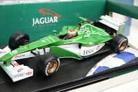 "Mattel Hot Wheels 1:18 26699 Jaguar Formel 1 ""R1"" Eddie Irvine OVP (RB9470)"