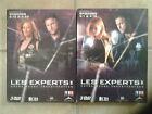 5626 //LES EXPERTS SAISON 3 L'INTEGRALE 2 COFFRET DE 3 DVD EN TBE