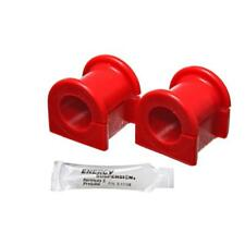 Energy Suspension Sway Bar Bushing Kit 8.5135R; 29.00mm Front Red for 4Runner