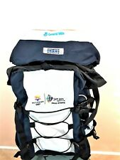 2002 Salt Lake City Olympic Winter Games rare large backpack carryall M104