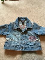 Next Baby Boy Denim Jacket 3-6 Months