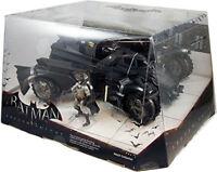 SDCC 2014 BATMAN ARKHAM KNIGHT BATMOBILE DC Multiverse Exclusive Mattel !!