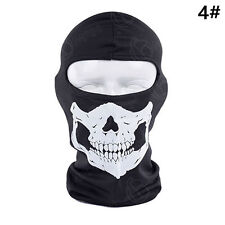 Skeleton Skull Face Mask Balaclava Ghost Hood Skull Call Of Duty COD