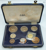 1953 Great Britain Proof Coin Set Collection - BP513