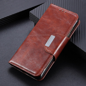 Flip Wallet Magnetic PU Leather Case Cover For Xiaomi POCO X3 NFC