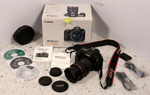 CANON EOS-6D DSLR plus EF 24-105mm 1:4 Canon lens with accessories Some issues