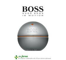 Hugo boss Perfume Boss in Motion Original Eau de Toilette Man 90ML Man New