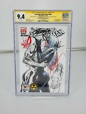 AMAZING SPIDER-MAN #606 CGC SS 9.4 SIGNED  STAN LEE CAMPBELL MIKE MCKONE