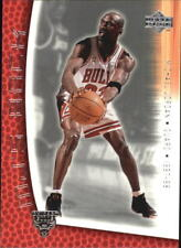 2001/2002 Upper Deck Basketball Part 2 MJ's Back Cards