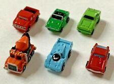Vintage Micro Machines Micro Minis Insiders Lot Of 6 Galoob