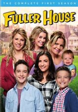 Fuller House-complete 1st Season [dvd/3 Disc] (Warner Home Video) (ward630394d)