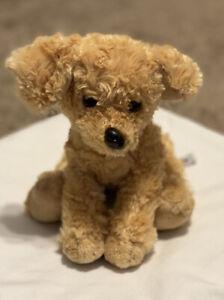 "8"" Mary Meyer Sweet Rascals tan puppy dog CUTE!"