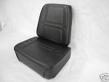 KUBOTA ZD21,ZD25,ZD28,ZG20,ZG23,SEAT REPLACEMENT CUSHION SET, THICKER BOTTOM #ZC