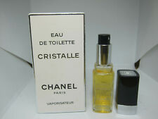 Chanel Cristalle 15 ml 0.5 oz Toilette EDT perfume 19Dec88-T