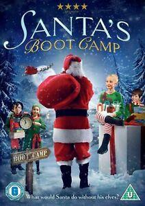 SANTA'S BOOT CAMP - DVD **NEW SEALED** FREE POST***